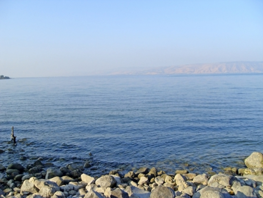 Israel: The Sea of Galilee Area