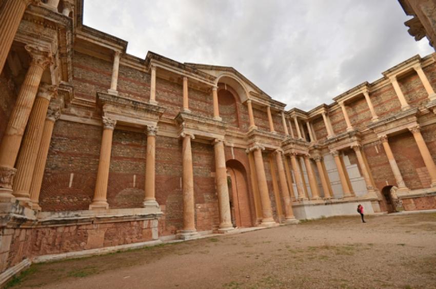 Sardis: Capital of Lydia