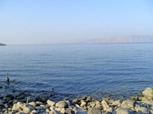 Sea of Galilee a Home for Fishermen Past and Present