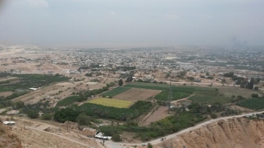 Israel: Jericho to Jerusalem