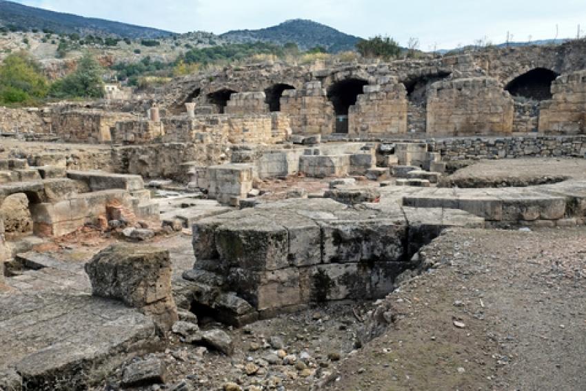 Israel 2019: Caesarea Philippi