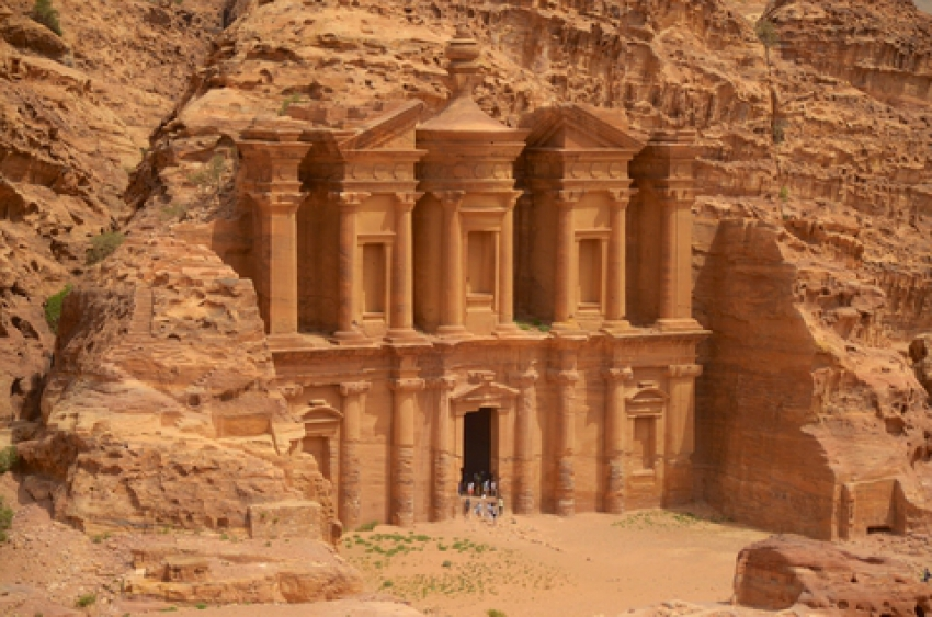Is Petra an End Times Refuge in the Wilderness