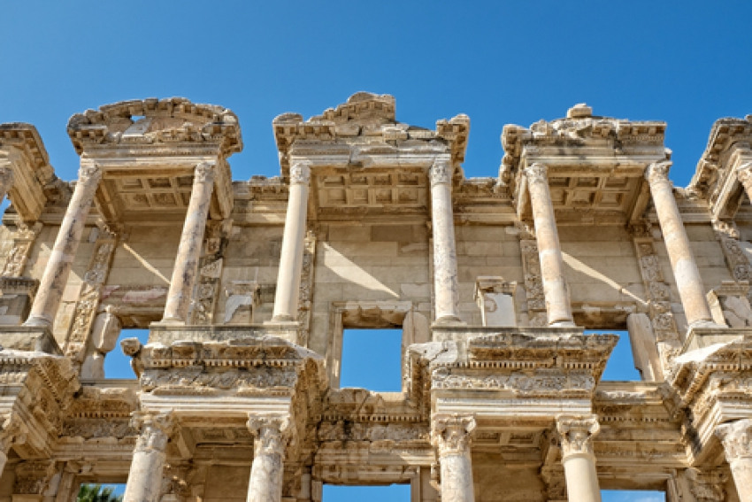 Ephesus was a Thriving Metropolis During the First Century